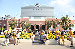 Missouri State v Iowa