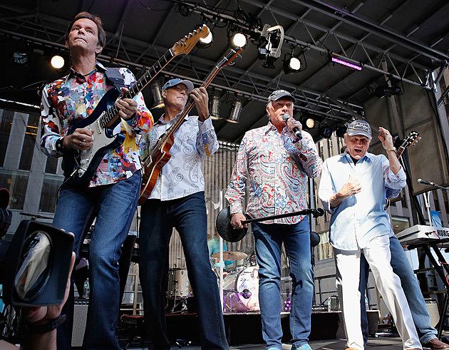 """FOX & Friends"" All American Concert Series - The Beach Boys"