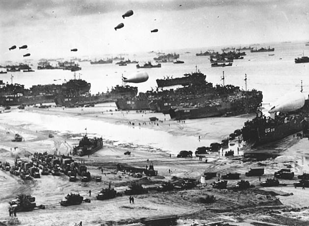 Normandy Beachhead