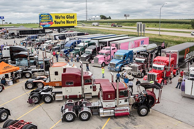 Walcott Trucker's Jamboree on Facebook