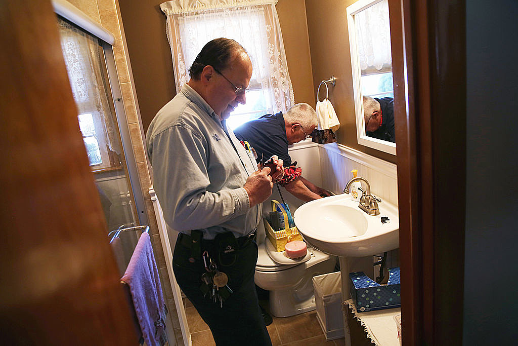 Repair Services Aid Homebound Seniors With Household Maintenance