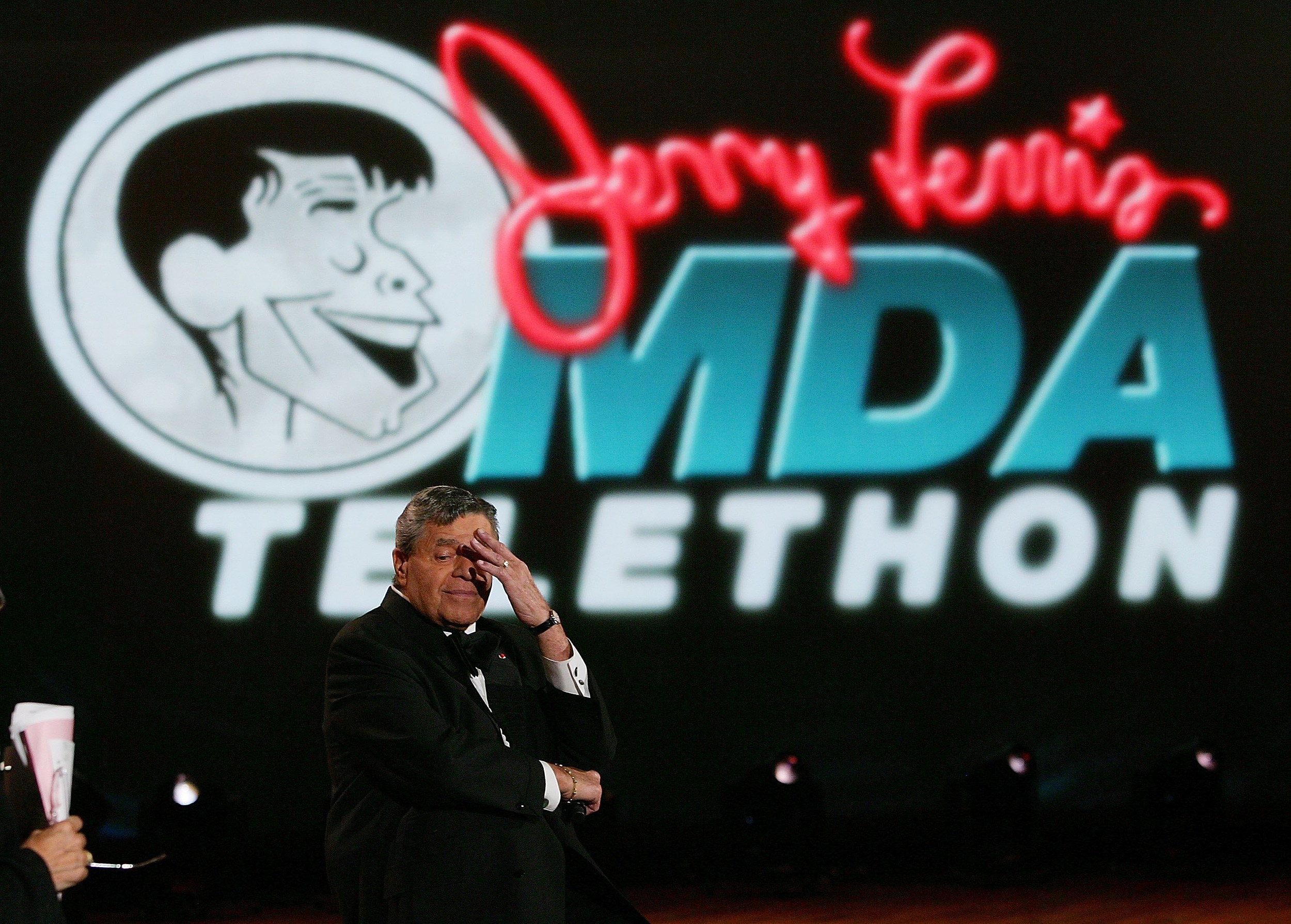 2006 Jerry Lewis MDA Labor Day Telethon - Day 1