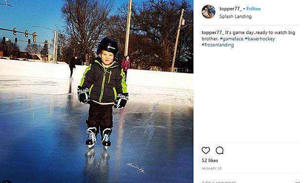 Frozen Landing/Instagram photo